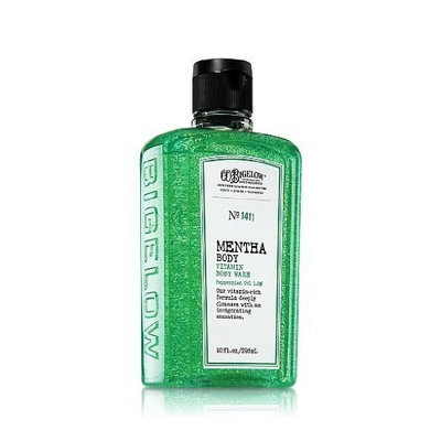 C.O Bigelow Apothecaries C.O. Bigelow Mentha Vitamin Body Wash 10 fl oz