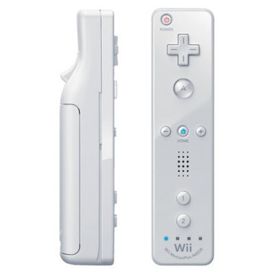 Wii Remote Plus - White (Nintendo Wii)