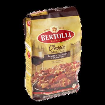 Bertolli® Classic Meal for Two Italian Sausage & Rigatoni