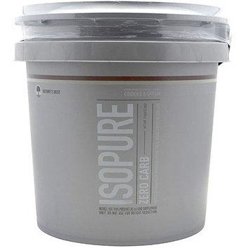 Nature's Best Isopure Zero Carb Cookies & Cream Protein Drink Mix Powder