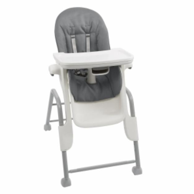 OXO tot Seedling High Chair, Graphite, 1 ea