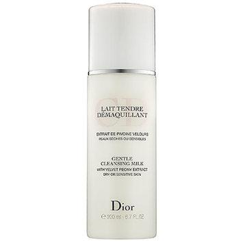 Dior Gentle Cleansing Milk with Velvet Peony Extract 6.7 oz