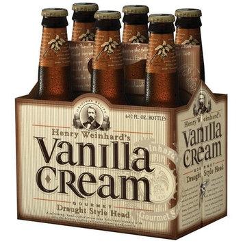 Henry Weinhard's Gourmet Vanilla Cream Soda, 6pk