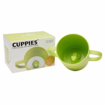 Jj Rabbit JJ Rabbit Cuppies, Green, Frog, 1 ea