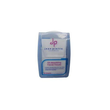 Jean Pierre Cosmetics Oil-Absorbing Facial Tissues