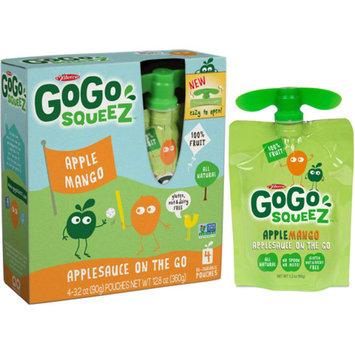 GoGo SqueeZ GoGo squeeZ applemango 3.2oz 4pk