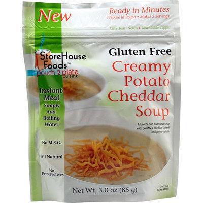 StoreHouse Foods Soup Gluten Free Creamy Potato Cheddar Soup 3 oz
