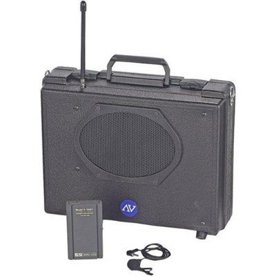 Amplivox AmpliVox APVSW222B Audio Portable Buddy PA System