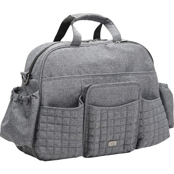 Lug Tuk Tuk Carry-all Heather Black - Lug Diaper Bags