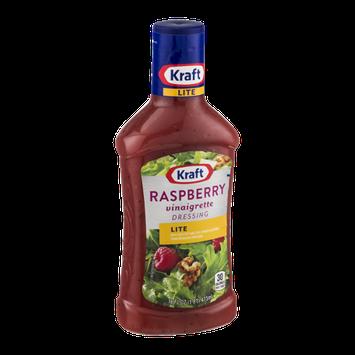 Kraft Raspberry Vinaigrette Dressing Lite