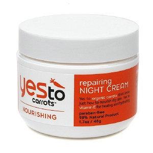 Yes To Carrots Repairing Night Cream
