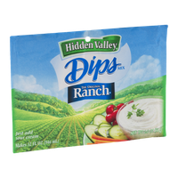 Hidden Valley Dips Mix The Original Ranch