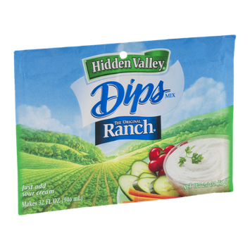 Hidden Valley Dips Mix The Original Ranch