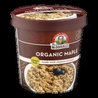 Dr. McDougall's Gluten Free Oatmeal Organic Maple