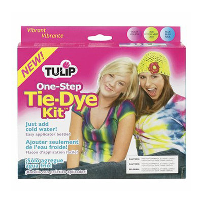Notions Marketing Tulip One-Step Tie-Dye Kit - Vibrant