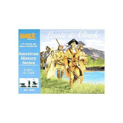 IMEX 523 1/72 Lewis & Clark Expedition Set