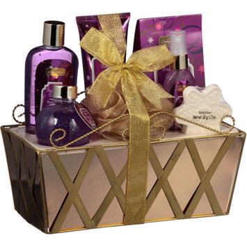 DEBRA VALENCIA Aromanice Sweet Anise Potpourri Bath Gift Set, 8 pc