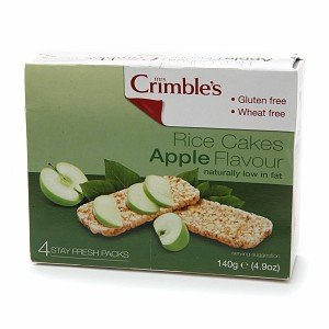 Mrs Crimble's Rice Cakes
