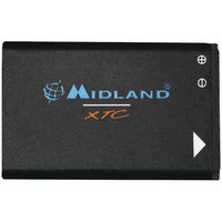 Midland Battery for XTC 300 / 350 Rechargeable Battery Pack for Action Cameras
