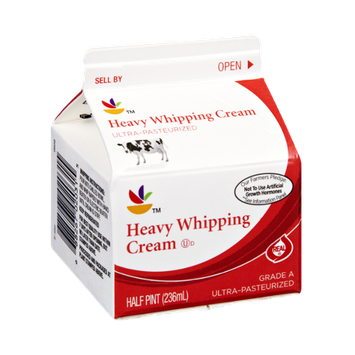 Ahold Heavy Whipping Cream