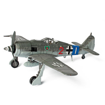 Unimax Toys Limited Unimax Forces of Valor German FW 190A-8 JG 54 1:72 Scale