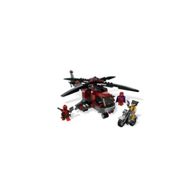 Lego Systems Inc Lego Super Heroes Wolverine's Chopper Showdown
