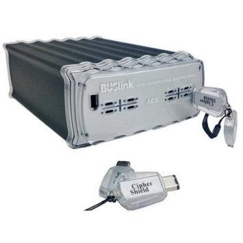 Buslink CipherShield CSX2TSSDRU3KKB DAS Array - 2TB Installed SSD Capacity