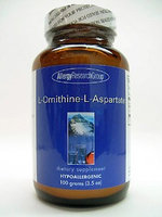 Allergy Research Group, L-Ornithine-L-Aspartate 3.5 oz