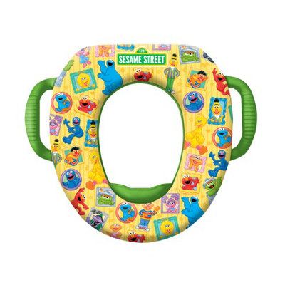 Ginsey Sesame Street Potty Stepstool