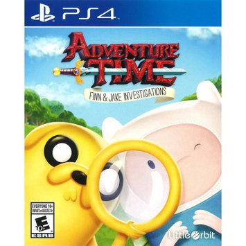 Little Orbit Adventure Time Finn Jake (PS4) - Pre-Owned