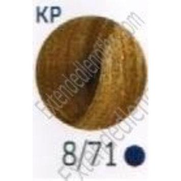 Wella Color Touch Multidimensional Demi-Permanent Color 1:2 8/71 Light Blonde/Brown Ash