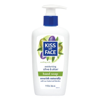 Kiss My Face Moisture Soap Olive & Aloe