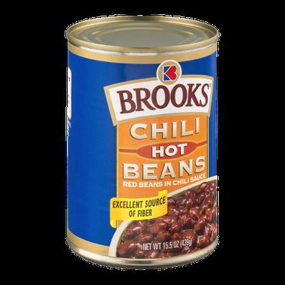 Brooks Chili Beans Hot