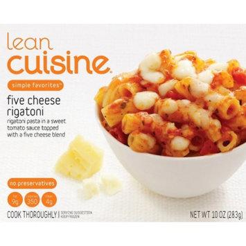 Lean Cuisine Simple Favorites Five Cheese Rigatoni 10-oz.