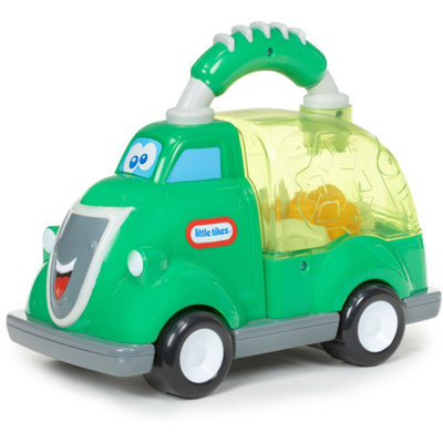 Little Tikes Handle Haulers Pop Haulers, Rey Recycler