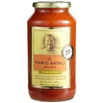 Mario Batali Marinara Pasta Sauce Net W. 32 Oz