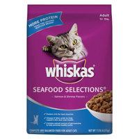 Whiskas WHISKASA Seafood Selections Cat Food
