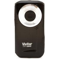Vivitar 5.1 Megapixel DVR426 Digital Video Camera, Black, 1 ea