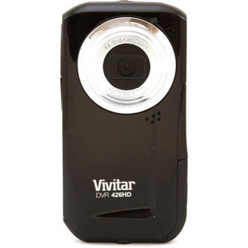 Vivitar 5.1 Megapixel DVR426 Digital Video Camera, Black, 1 ea