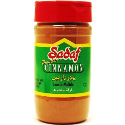 Sadaf Cinnamon, Ground, 6.5-Ounce (Pack of 5)
