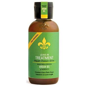 DermOrganic Leave-In Treatment with Argan Oil, 8 fl. oz.