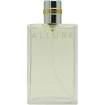 Unknown Allure By Chanel Womens Eau De Toilette (EDT) Spray 3.4 Oz (Unboxed)