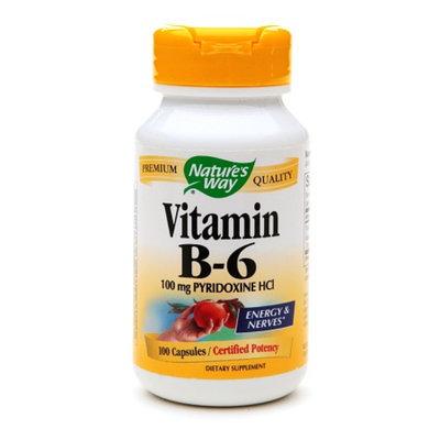 Nature's Way Vitamin B-6