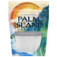 Palm Island Premium White Silver Sea Salt, 4 oz, (Pack of 12)
