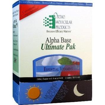 Ortho Molecular - Alpha Base Ultimate Pak (60 Packets)
