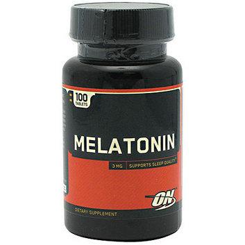 Melatonin Supplement Tablets
