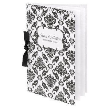Hortense B. Hewitt Damask Bulletin Kit - Black/White (50 Counts)