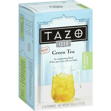 Starbucks Tazo Iced Green Tea