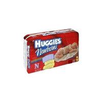 Huggies Gentle Newbourn Diapers ~40 Diapers