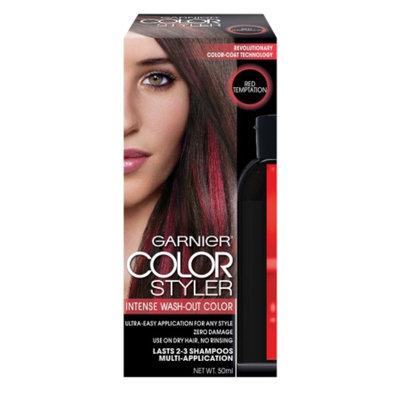 Garnier Color Styler Intense Wash-Out Haircolor - Red Temptation
